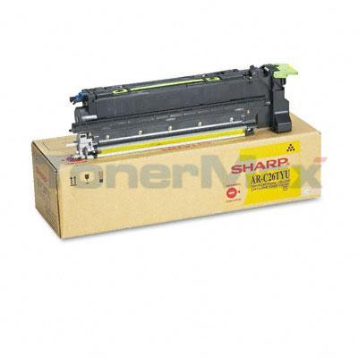 SHARP ARC260M/260P TONER CARTRIDGE YELLOW